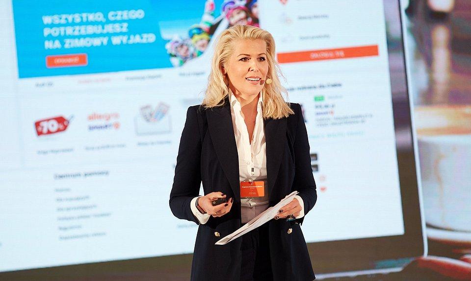 – Allegro dzięki ścisłej współpracy z partnerami zajmuje bardzo wysokie 6. miejsce w Europie wśród wszystkich firm e-commerce'owych – podkreślała Dagmara Brzezińska, Market Segment Director Allegro.