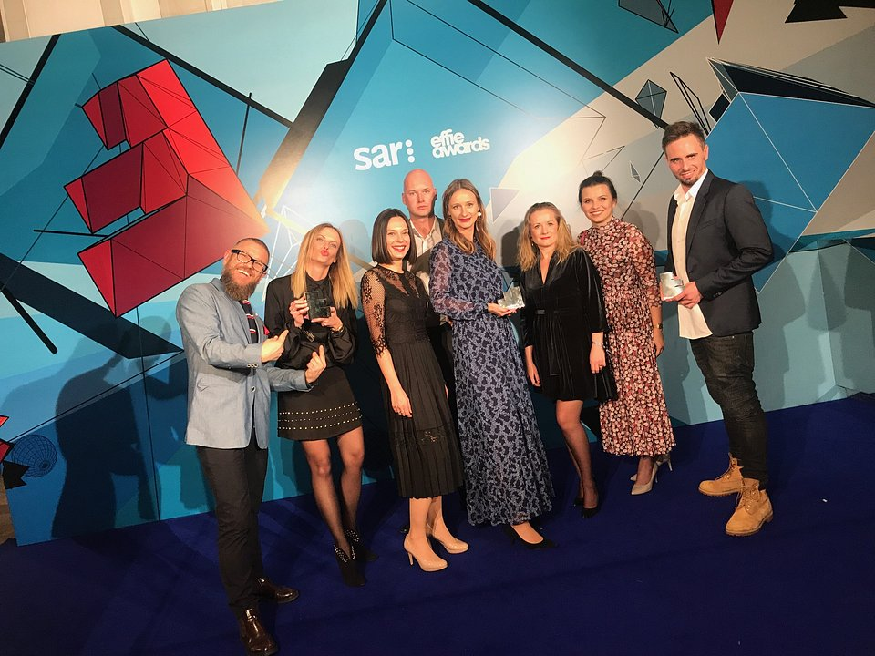 Zwycięski team - Polpharma, Opus B, Mediacom