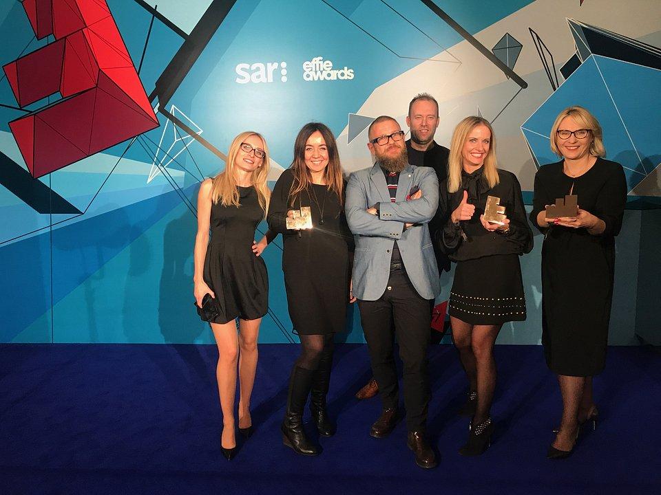 Zwycięski team - Egis Polska, Opus B, Media Group