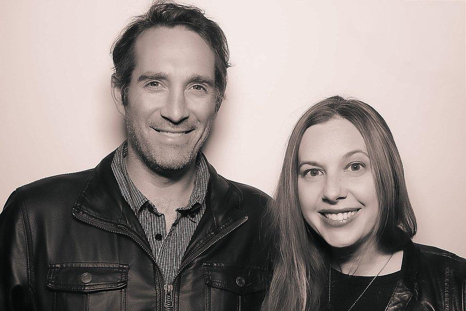 Amy and Scott Malin