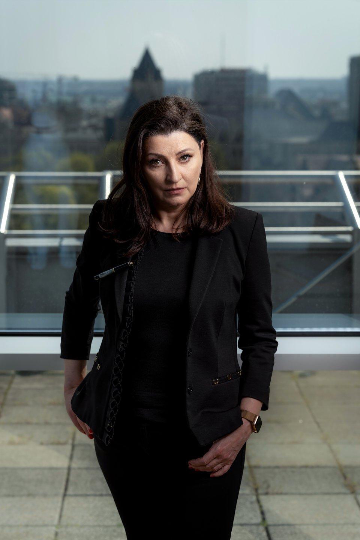 Małgorzata Puchyła, prezes zarządu UWI Inwestycje S.A.