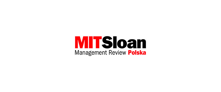 Logo MIT Sloan Management Review Polska