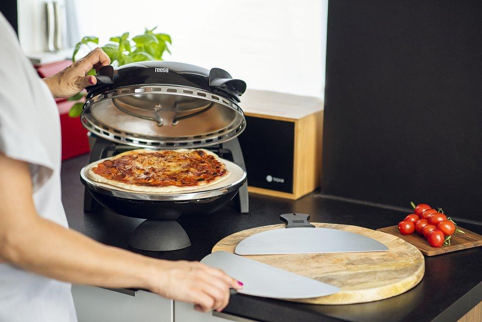 Domowy piec do pizzy Teesa SUPREME