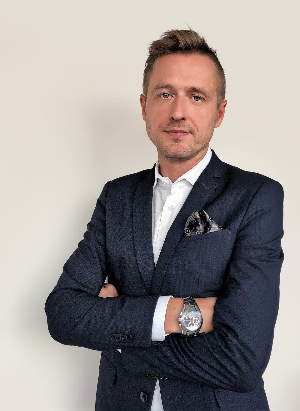 Michał Kołodziejczyk, dyrektor redakcji sportowej CANAL+
