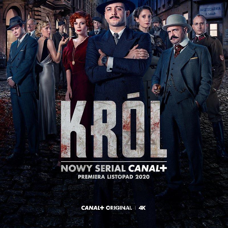 oficjalny plakat serialu KRÓL.jpg