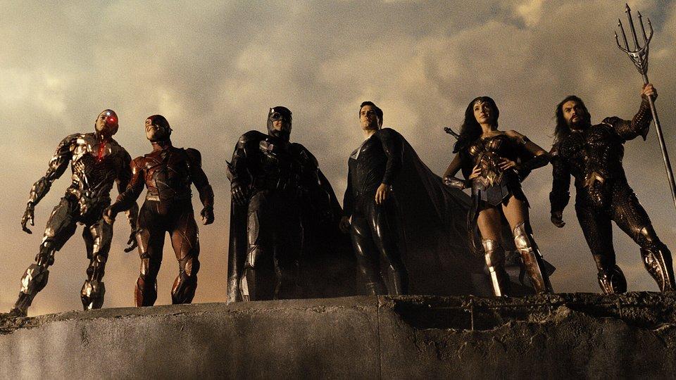 LIGA SPRAWIEDLIWOŚCI ZACKA SNYDERA © 2021 Warner Bros. Entertainment Inc.