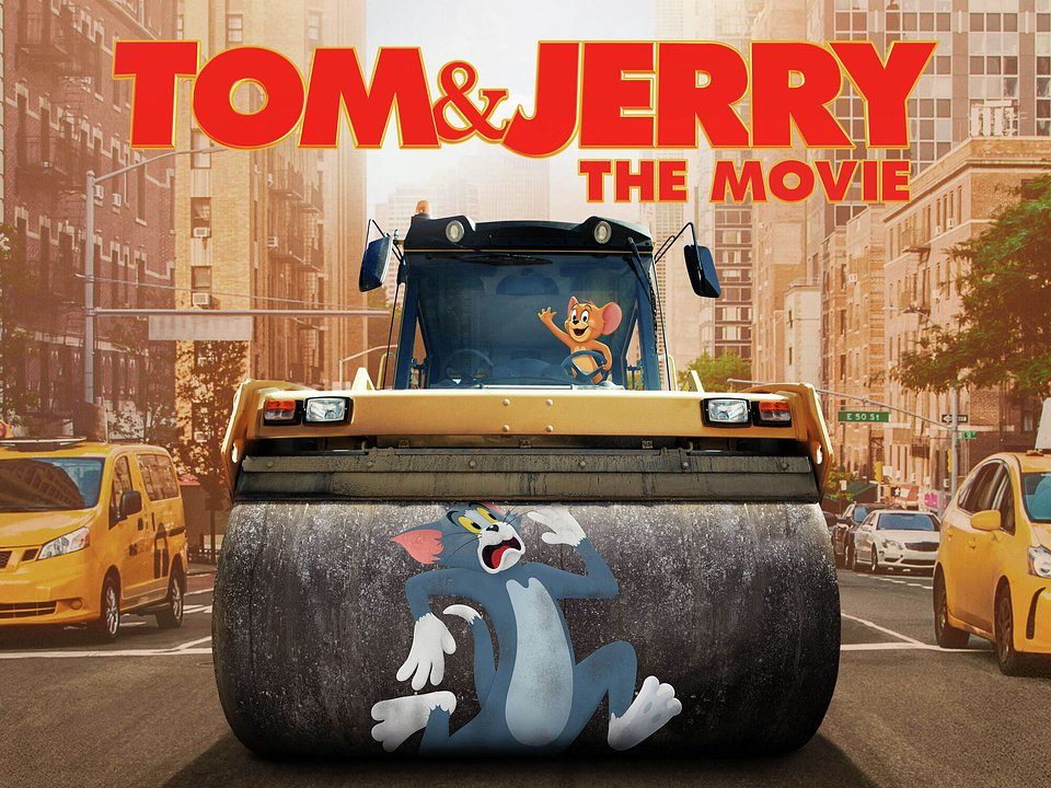TOM  & JERRY © 2020 Warner Bros. Entertainment Inc. All Rights Reserved.