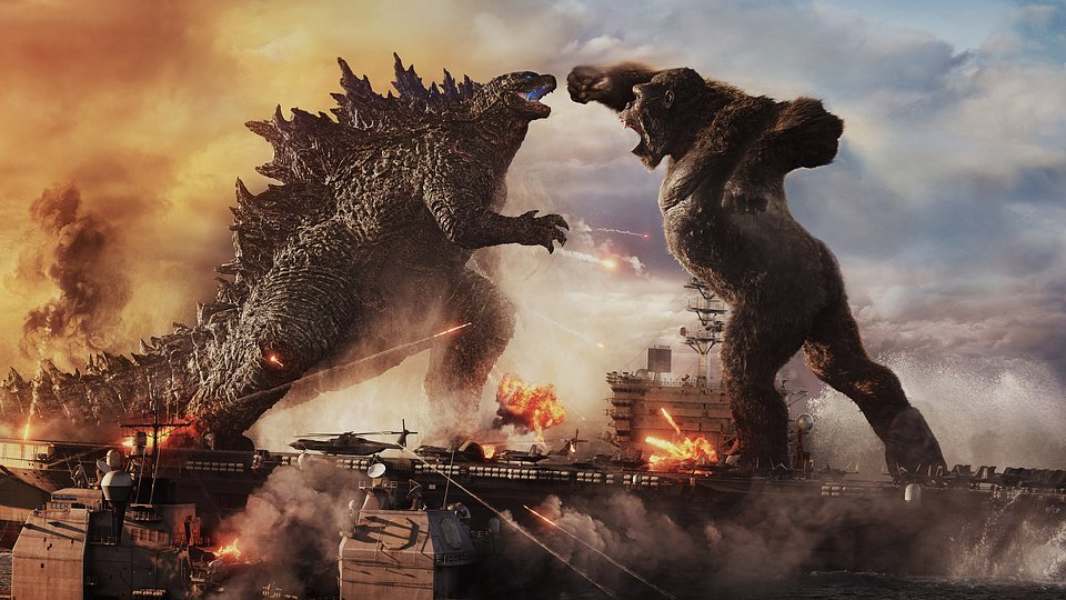 GODZILLA VS. KONG © 2019 LEGENDARY AND WARNER BROS. ENTERTAINMENT INC. ALL RIGHTS RESERVED.