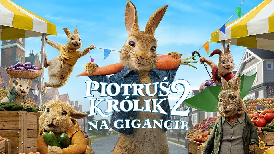 PIOTRUŚ KRÓLIK 2: NA GIGANCIE © 2021 Columbia Pictures Industries, Inc., 2.0 Entertainment Borrower, LLC and MRC II Distribution Company L.P. All Rights Reserved.