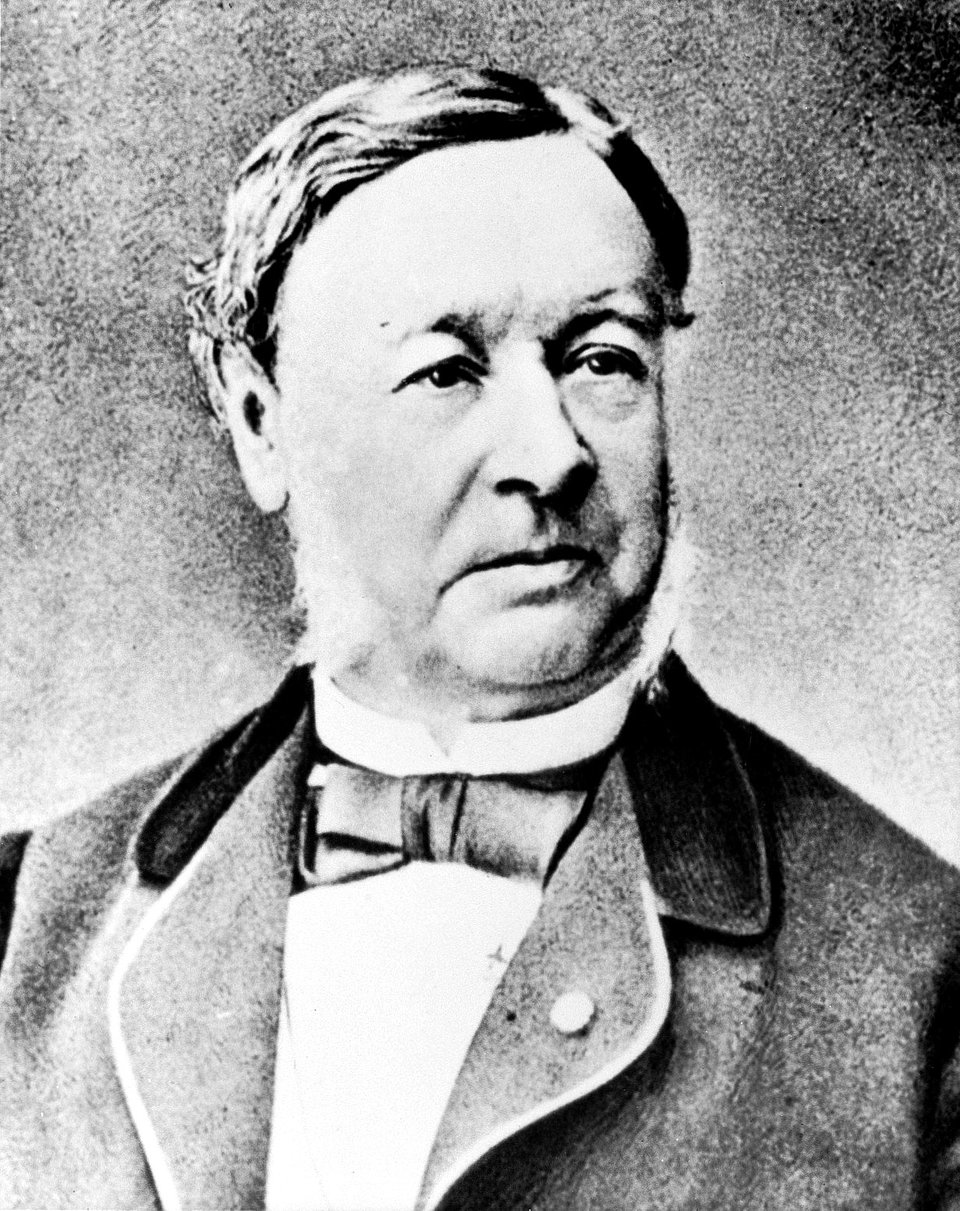 Theodor Schwann - fot. wikipedia: Wellcome Collection gallery