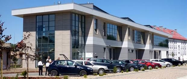 Centrum Badawczo - Rozwojowe Kronospan w Szczecinku