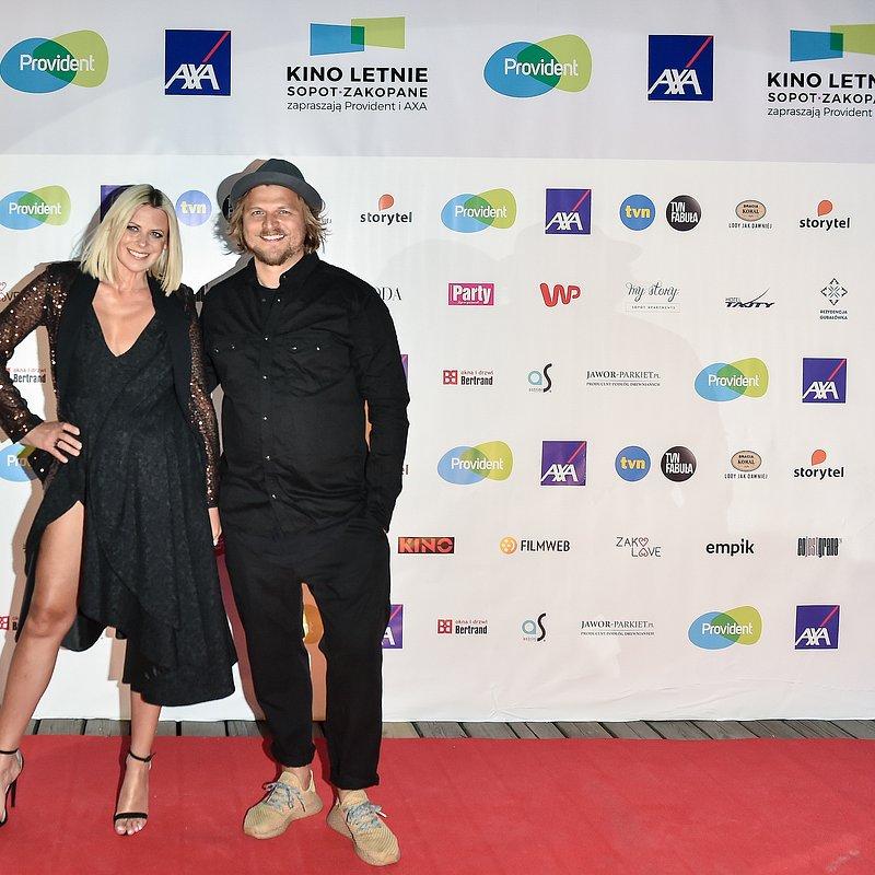 Marysia Sadowska i Jakub Barzak - Gala Festiwalu Kino Letnie - 01 - fot. Łukasz Dejnarowicz.jpg