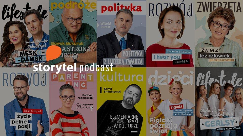 Storytel Podcast
