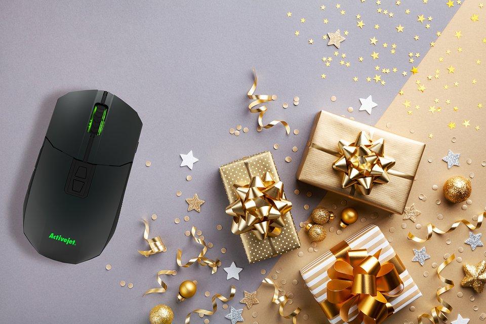 Mysz przewodowa Gaming USB AMY-260
