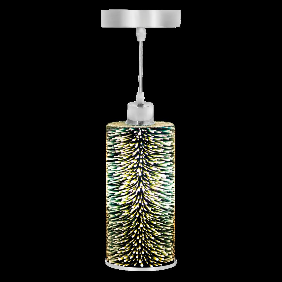 lampa 3D -AJE-SINOPE - wiszaca