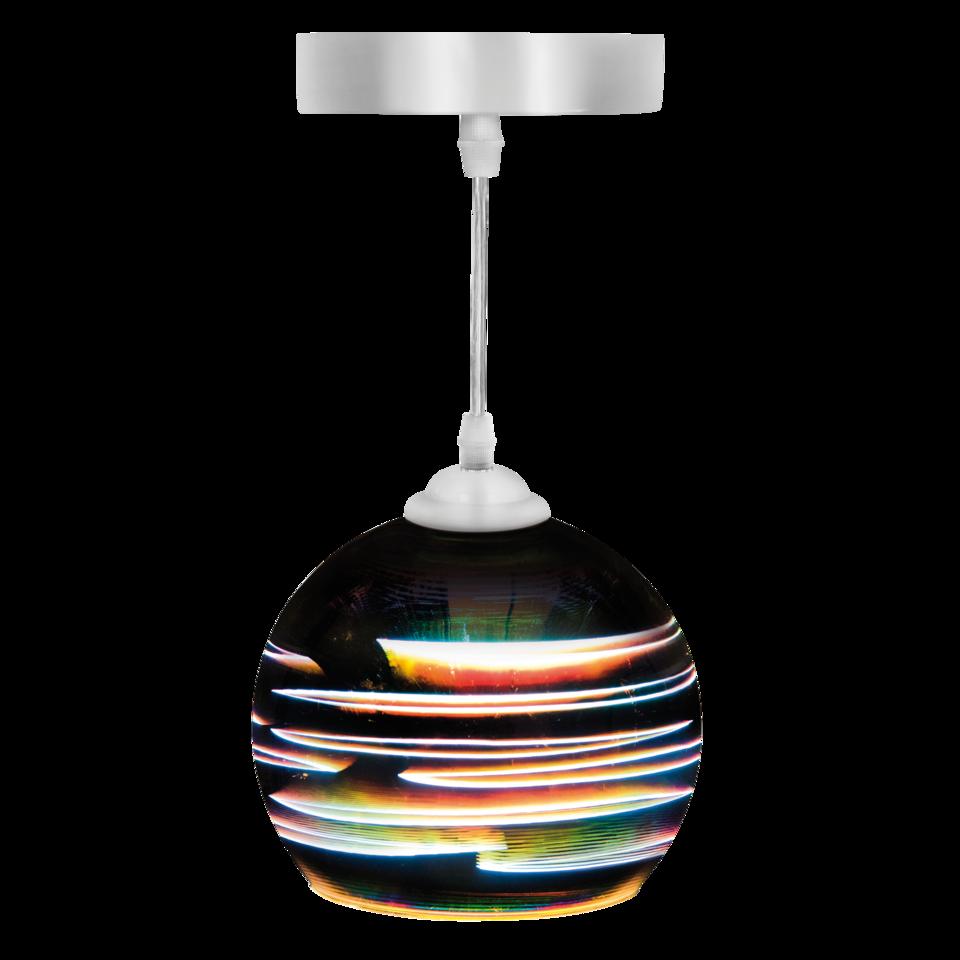 lampa 3D - zdjecie AJE-ANTIOPE - wiszaca