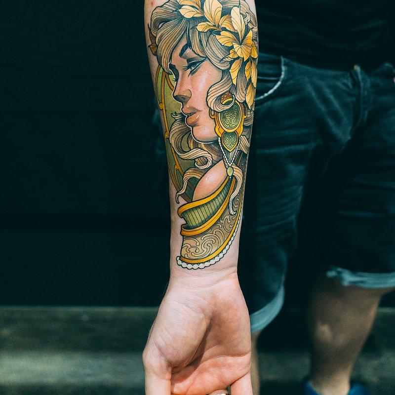 1miejsce-Najlepszy Tatuaz I dnia konwentu_autorka_Karolina Wilczewska_studio_WhiteRabbitTattoo.JPG
