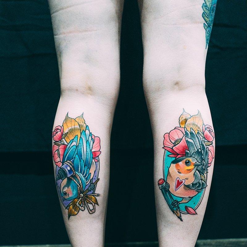 2miejsce-Najlepszy Tatuaz I dnia konwentu_autor_Róża_Studio Rosemary Tattoo.JPG
