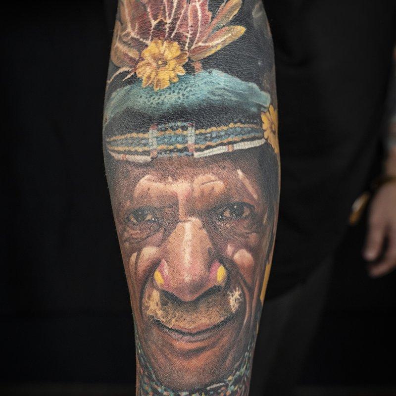 I MIEJSCE_Najlepszy Tatuaż Realistyczny_Portret_ARTYSTA Karol Rybakowski_STUDIO_Ink-Ognito Tattoo.JPG