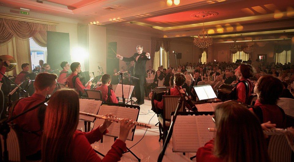 Kameralna Orkiestra Akordeonowa Arti Sentemo z Radzynia Podlaskiego