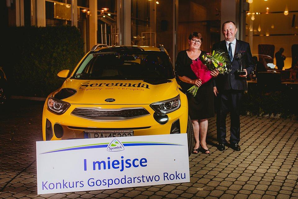 Teresa i Jacek Czerwińscy