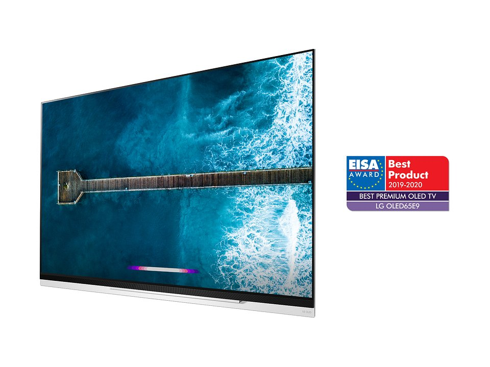 LG OLED TV (model OLED65E9)