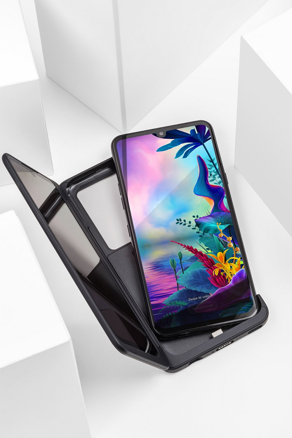 LG G8X ThinQ z LG Dual Screen