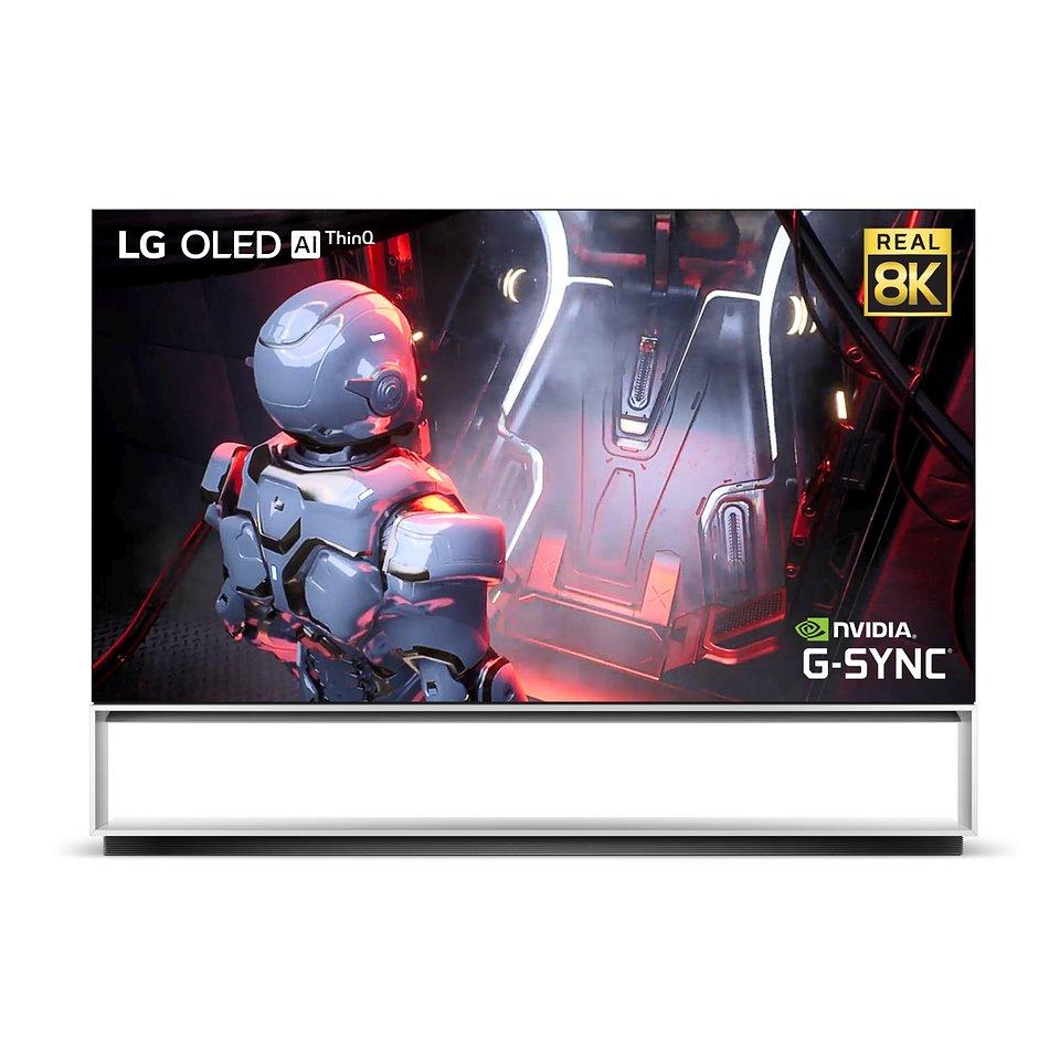 88-calowy LG 8K OLED TV ZX