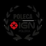 "Nagroda ""IGN Polska Poleca"" portalu IGN Polska dla LG OLED 55CX"
