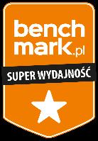 """Nagroda """"Super Wydajność"""" portalu Benchmark.pl dla LG OLED 55CX"""