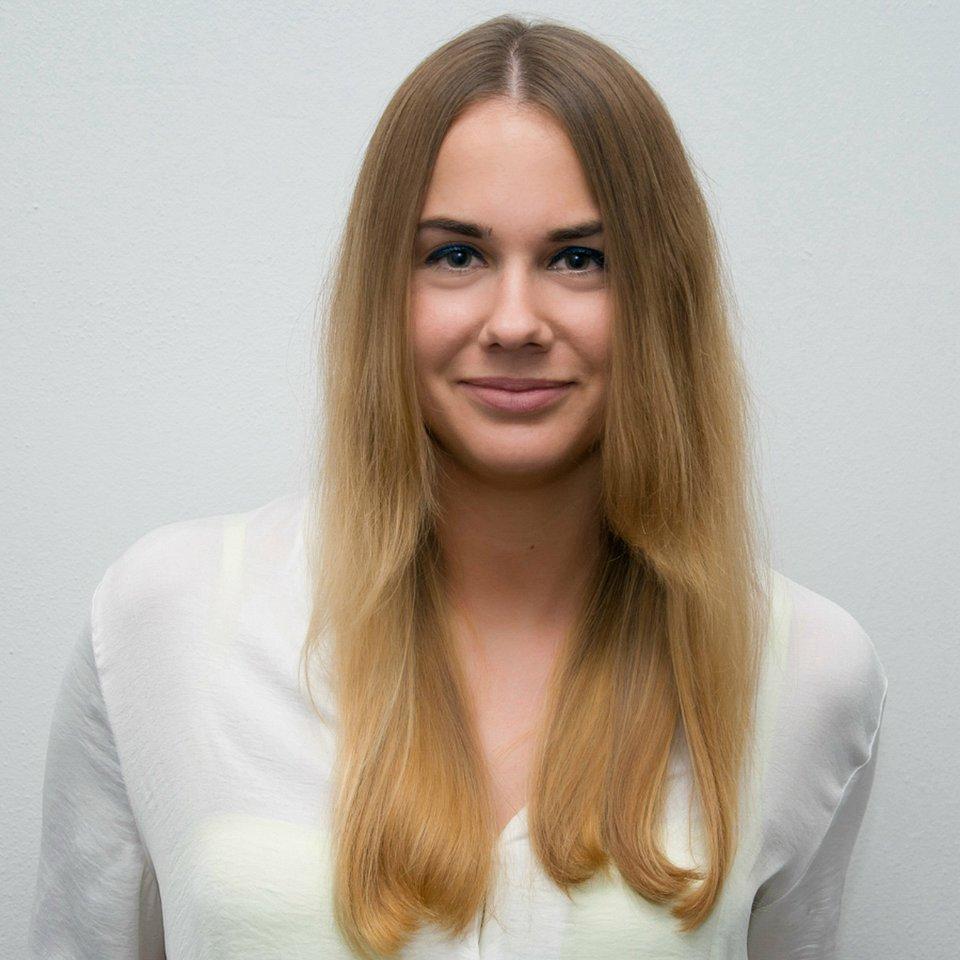 Weronika Krzymińska - Chief Operations Officer