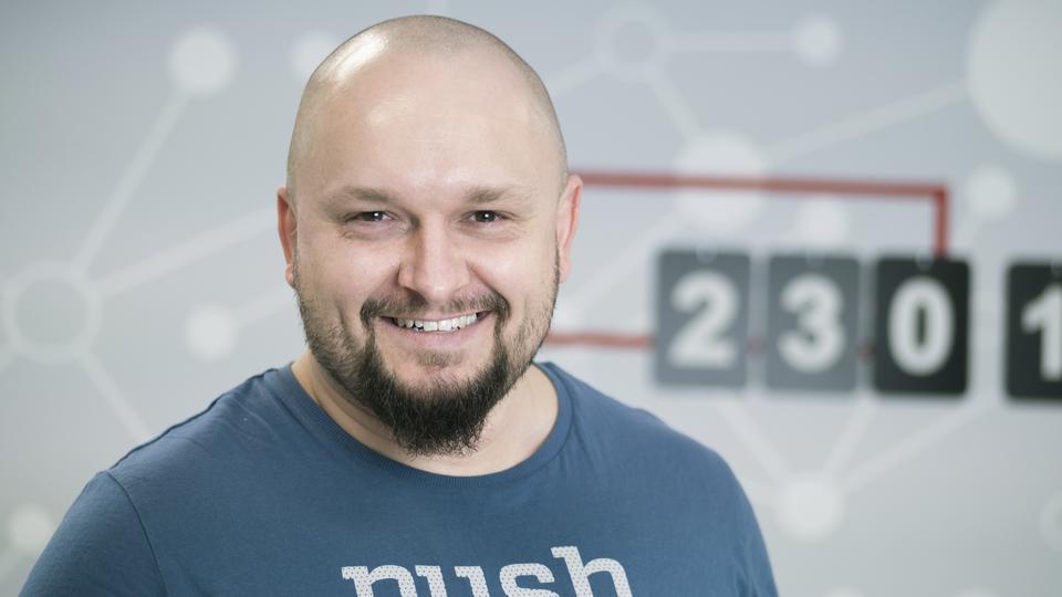 Paweł Stano - prezes LifeTube