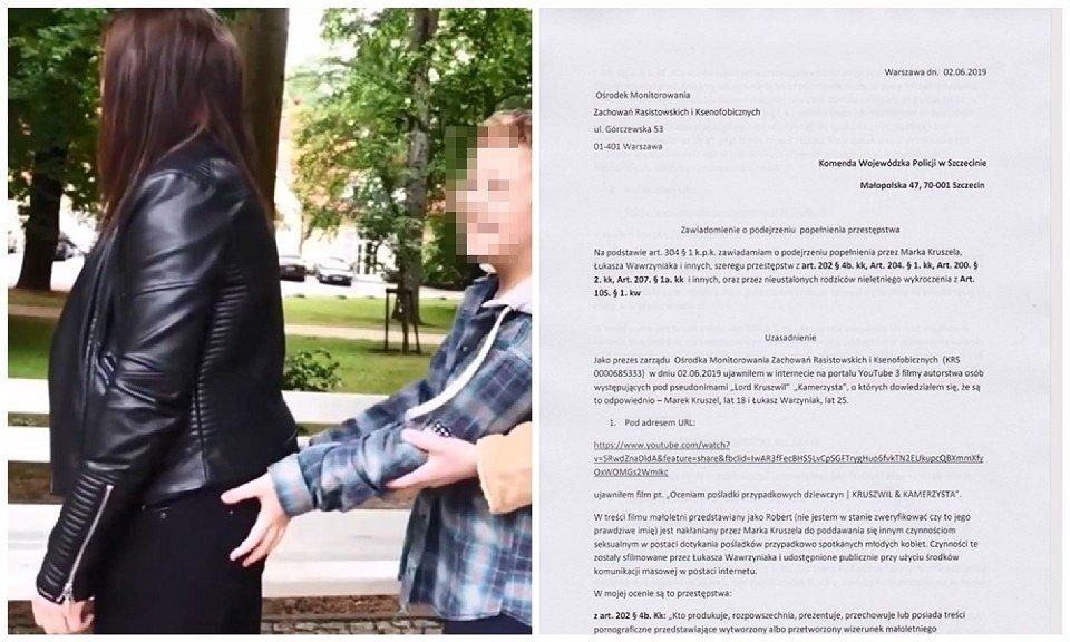 źródło: https://szczecin.naszemiasto.pl/szczecinski-youtuber-lord-kruszwil-i-deprawacja-seksualna/ar/c1-5150851
