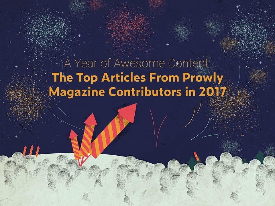 Podsumowanie działań contentowych 2017<br>