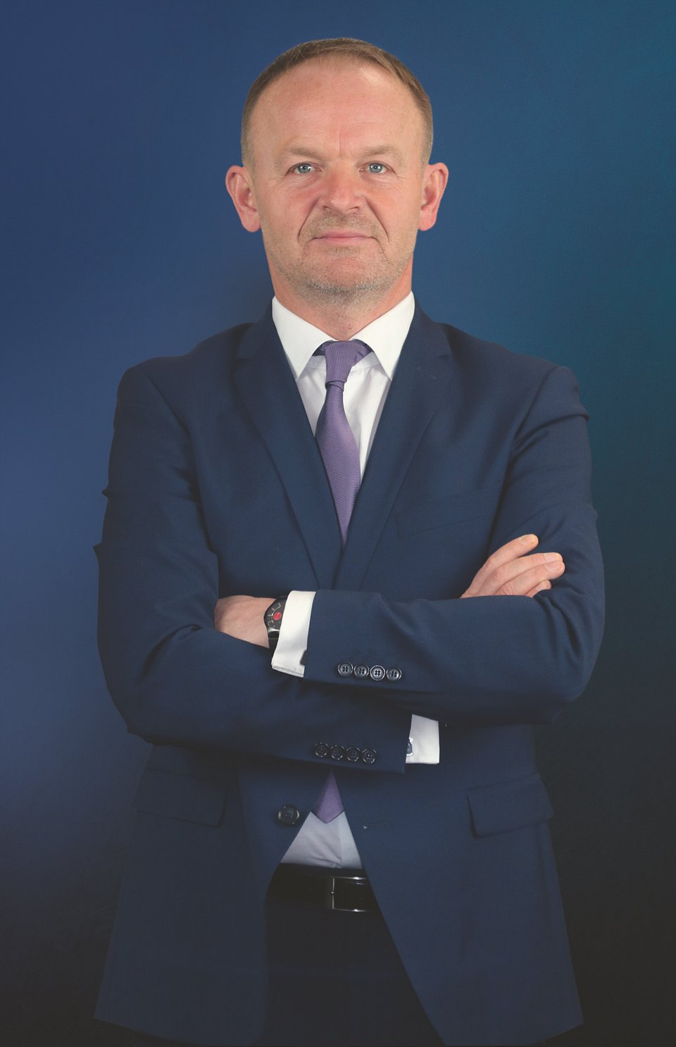 Grzegorz Fibakiewicz, prezes Kolportera.