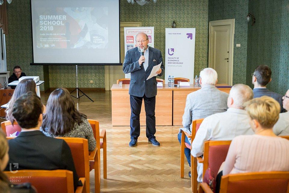 fot. M. Andrzejewski, Centrum Promocji UŁ