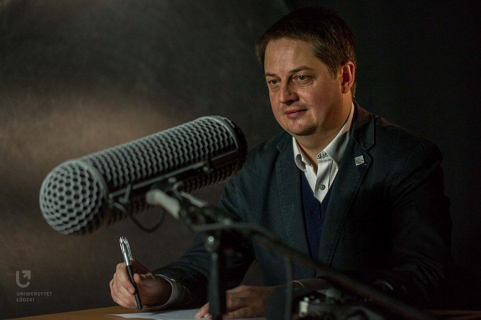 prof. D. Mierzejewski (fot. UŁ)