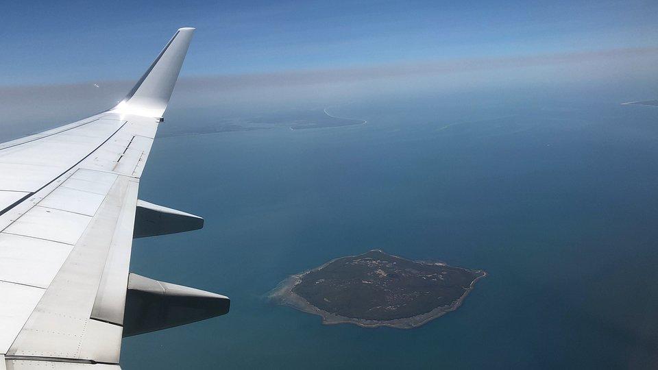 Australia zasnuta dymem. Takie krajobrazy ciągną się przez setki kilometrów  - mówi dr Łukasz Trębicki.