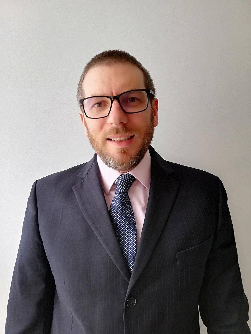Christopher Uden - nowy dyrektor BISUL od 1.08.2020 (fot. arch. pryw.)