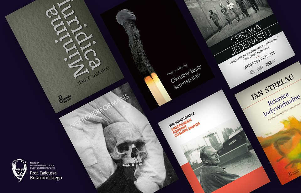 Zwycięskie książki w edycjach I-VI