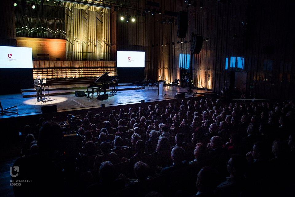 25 listopada Galę w Filharmonii Łódzkiej poprowadzi Pan Redaktor Marek Zając.