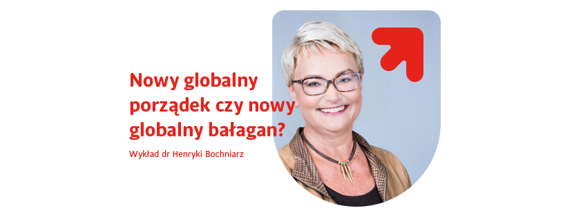 Wykład Pani Doktor Henryki Bochniarz 17.01.2019 w Auli C-101 na Wydziale Ekonomiczno-Socjologicznym (godz. 14:30)