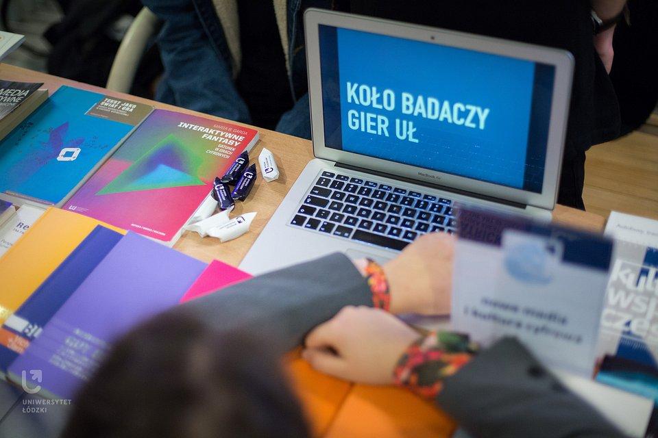 Gry komputerowe to od dawna przedmiot zainteresowań Wydziału Filologicznego (fot. M. Andrzejewski, UŁ)