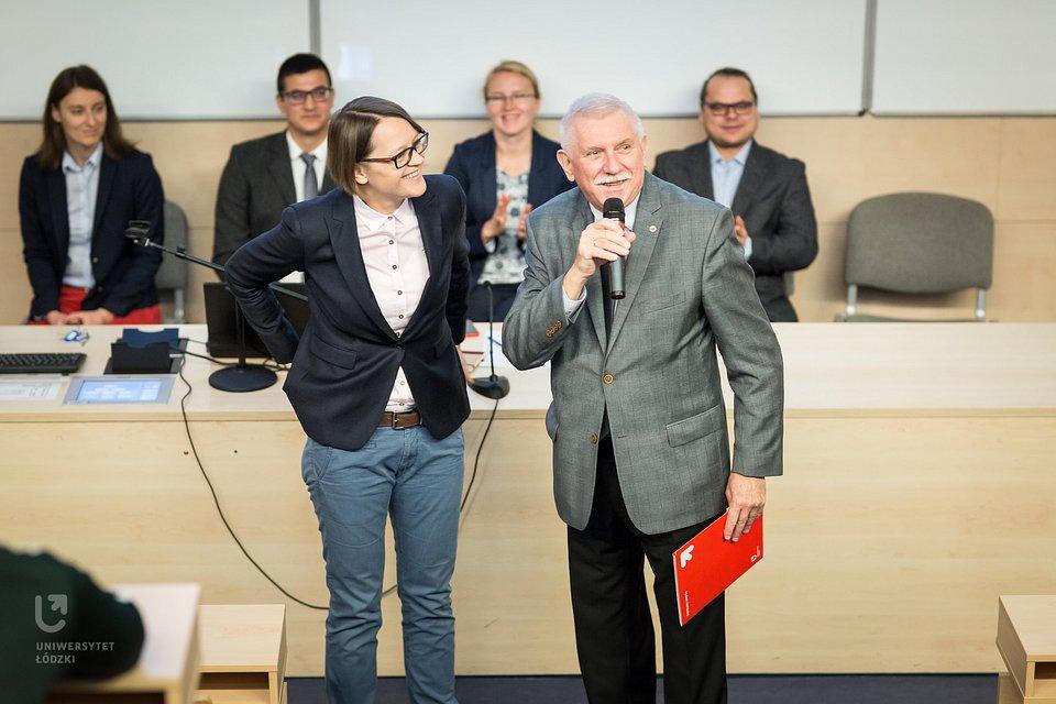 fot. Maciej Andrzejewski, UŁ