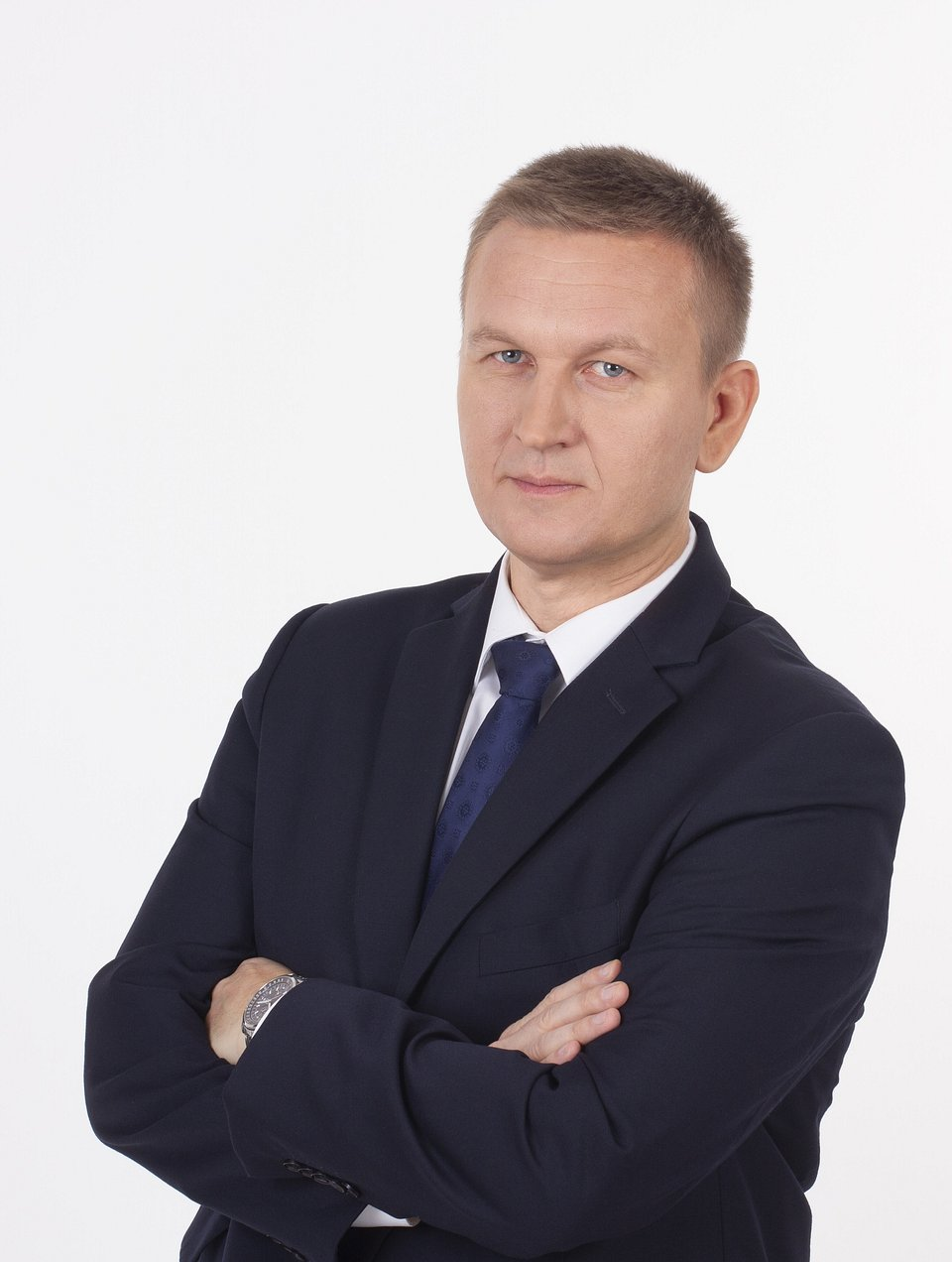 Igor Roguski took up his new position on 3th of December