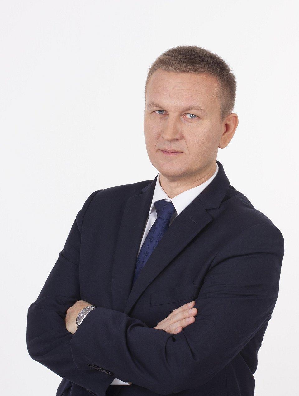 Igor Roguski objął nowe stanowisko z dniem 3 grudnia 2018 r.