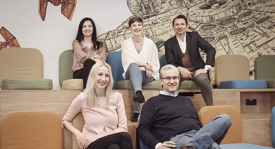 Zespół Pracuj Ventures