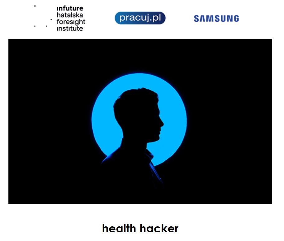 Kliknij w obrazek i zobacz ogłoszenie na stanowisko Health Hacker