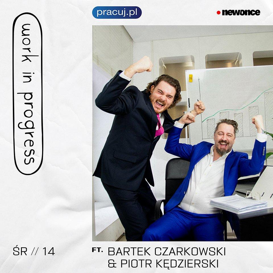 "Podcast Pracuj.pl i Newonce.radio – ""Work in Progress"""