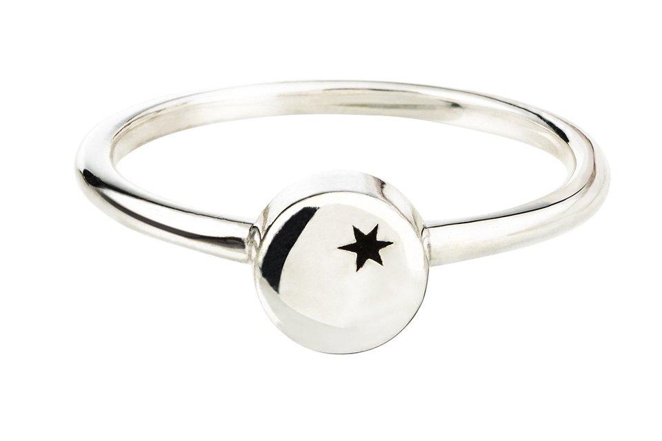 Make a wish - pierścionek srebrny 90 zł